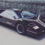 Lamborghini Countach LP 500R... Made in Japan !