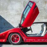 '80 Lamborghini Countach S Turbo... Une belle histoire !
