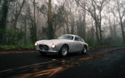'56 Maserati A6G/54 Zagato… Deliziosamente sportivo !