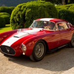 '53 Maserati A6GCS Berlinetta Pininfarina... Simple & belle !