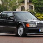 Mercedes 190 2.5 16 Evo 1… Oui il y a eu une Evo 1 !