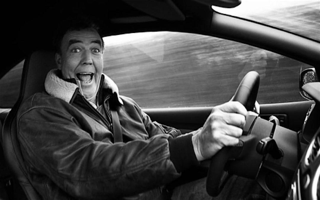 #Petrolhead : Jeremy Clarkson… Oui, Sa Majesté sur DLEDMV !
