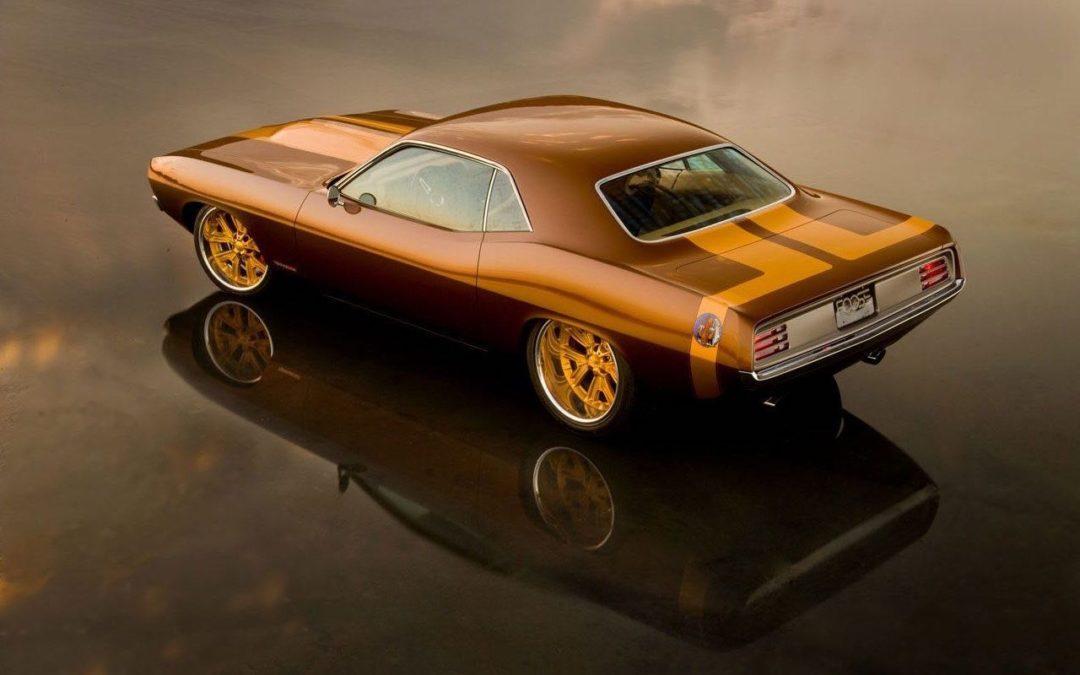 '70 Plymouth Barracuda : Terracuda by Chip Foose