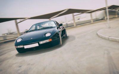 Porsche 928 Koenig… Back to the 80's !