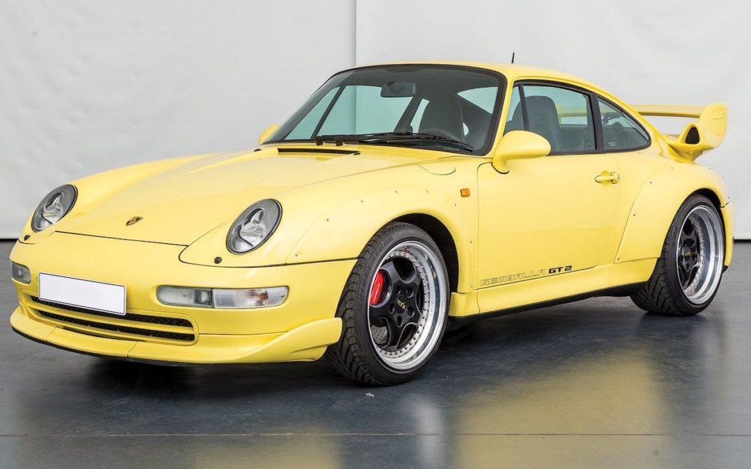 Porsche 993 Turbo Gemballa GT2 S…. Ouais, c'est compliqué !