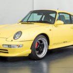 Porsche 993 Turbo Gemballa GT2 S.... Ouais, c'est compliqué !