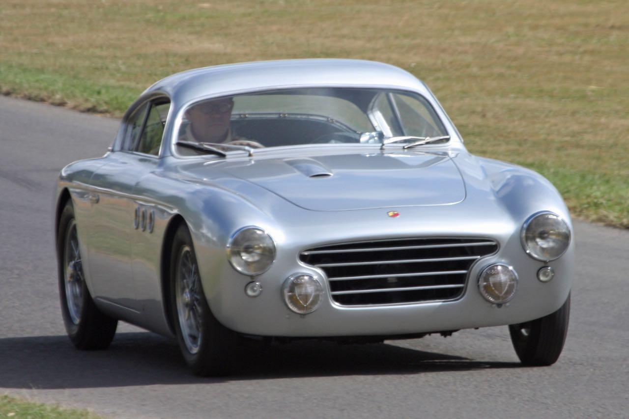 '51 Abarth 204 Berlinetta Corsa & 205 Berlinetta GT - Sublissima 8