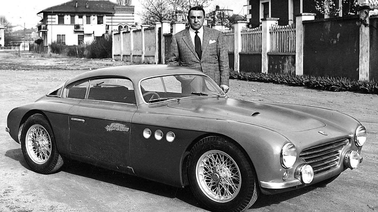'51 Abarth 204 Berlinetta Corsa & 205 Berlinetta GT - Sublissima 5