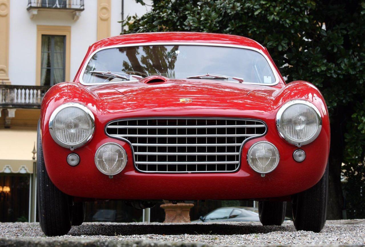 '51 Abarth 204 Berlinetta Corsa & 205 Berlinetta GT - Sublissima 12