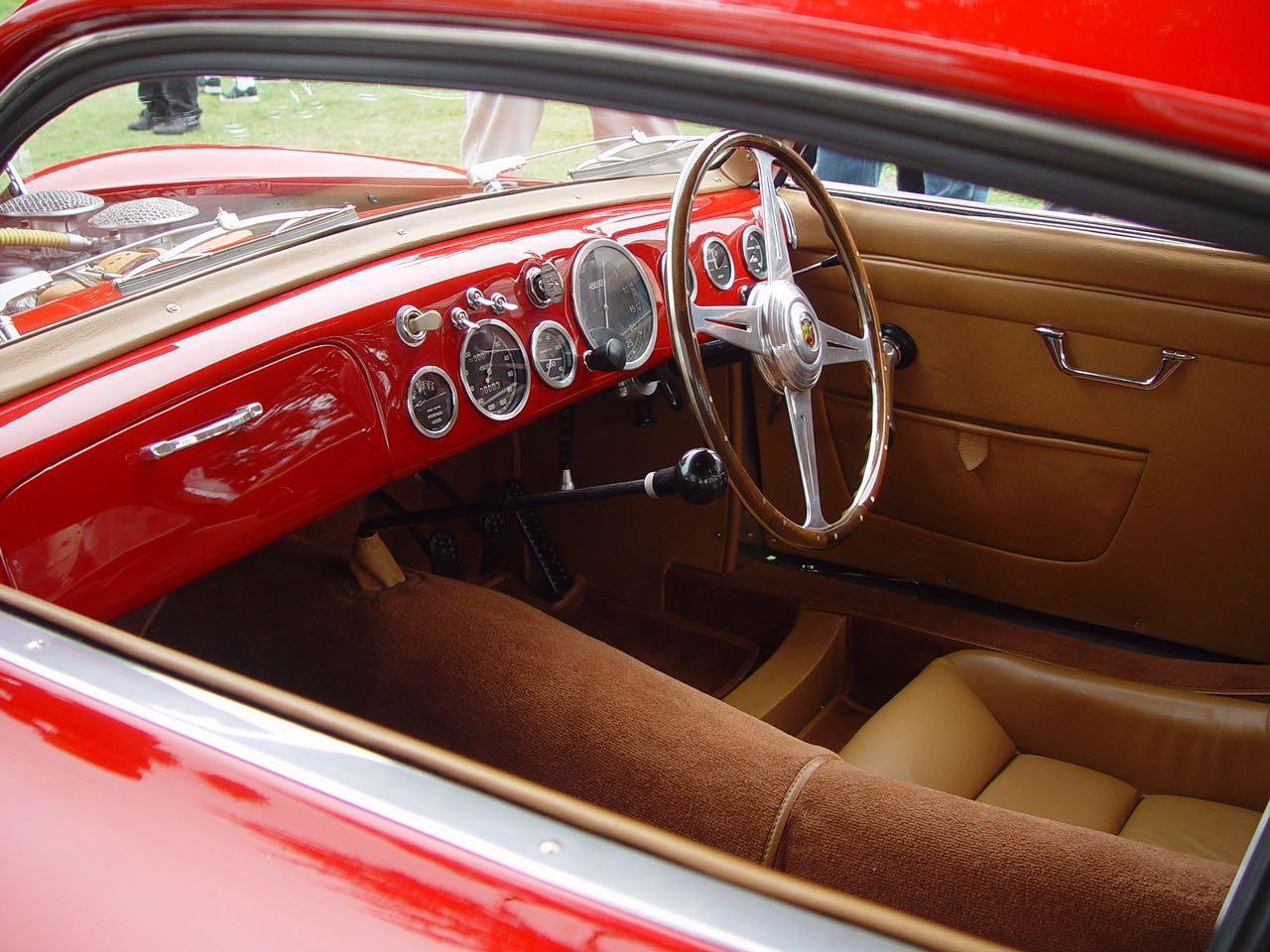 '51 Abarth 204 Berlinetta Corsa & 205 Berlinetta GT - Sublissima 7