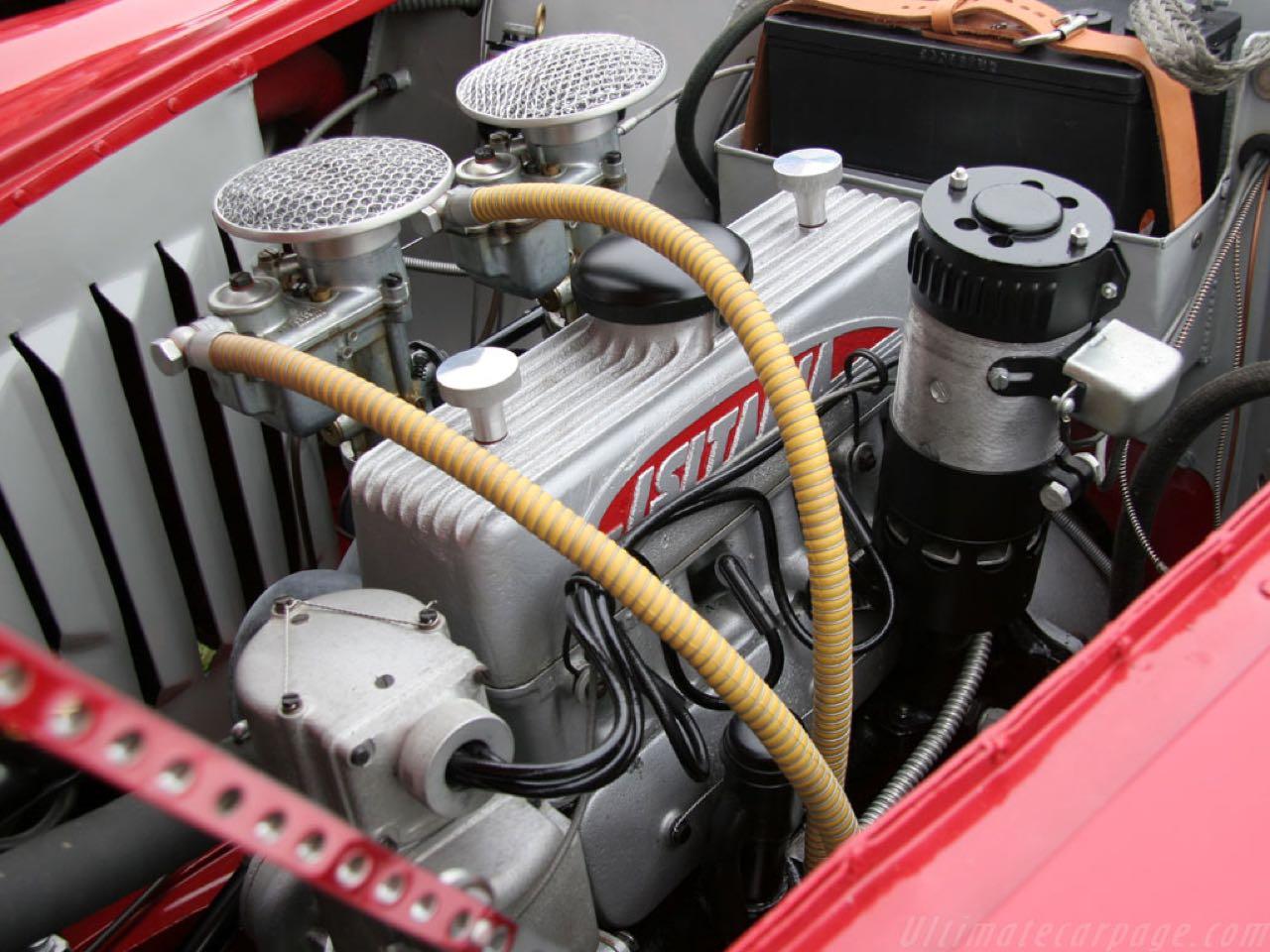 '51 Abarth 204 Berlinetta Corsa & 205 Berlinetta GT - Sublissima 6