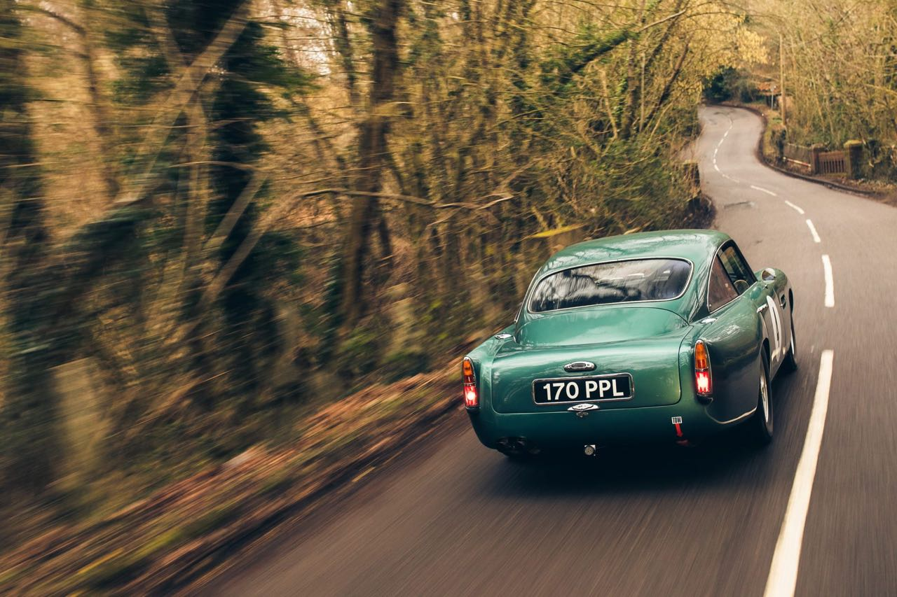 '60 Aston Martin DB4 GT... Chic & Choc ! 18