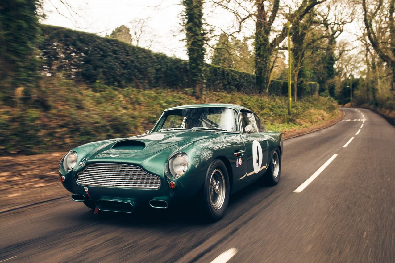 '60 Aston Martin DB4 GT... Chic & Choc ! 21