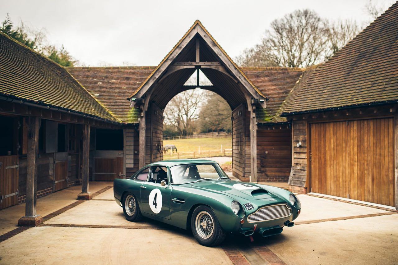 '60 Aston Martin DB4 GT... Chic & Choc ! 20
