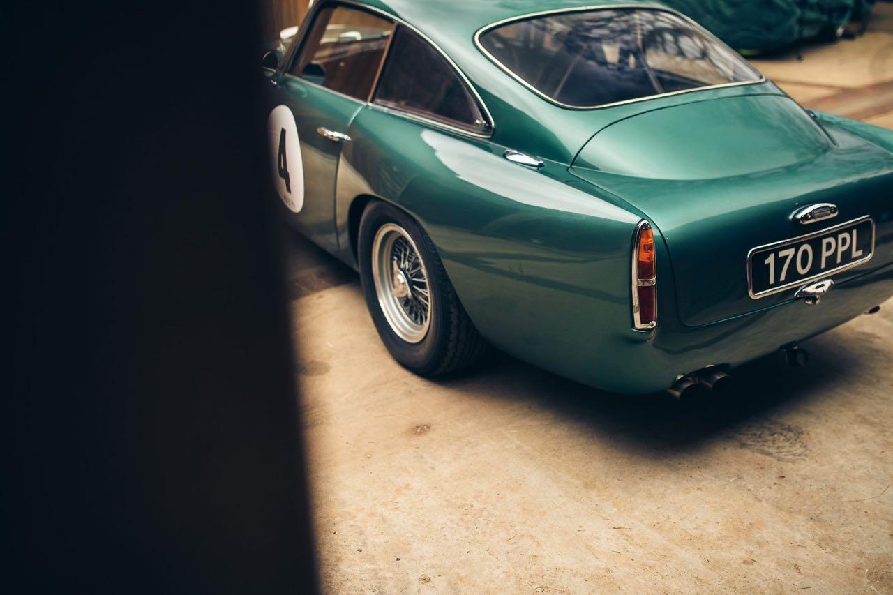 '60 Aston Martin DB4 GT... Chic & Choc ! 19