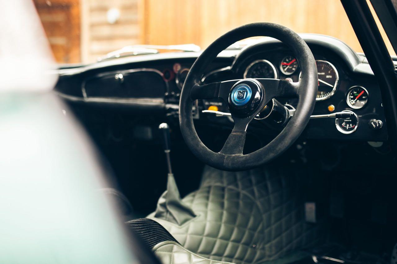 '60 Aston Martin DB4 GT... Chic & Choc ! 4