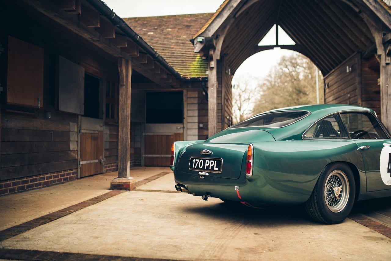 '60 Aston Martin DB4 GT... Chic & Choc ! 3