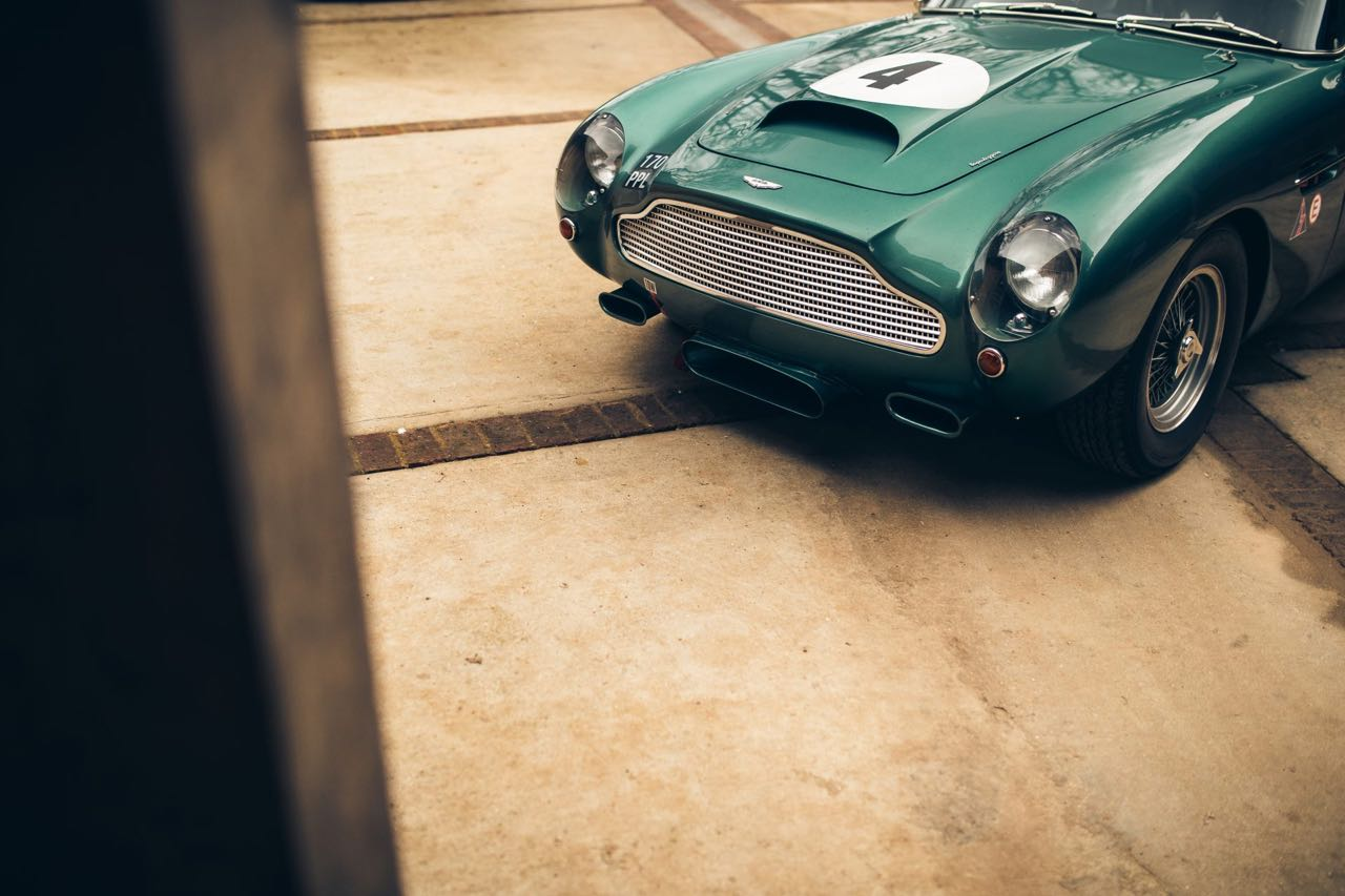 '60 Aston Martin DB4 GT... Chic & Choc ! 2