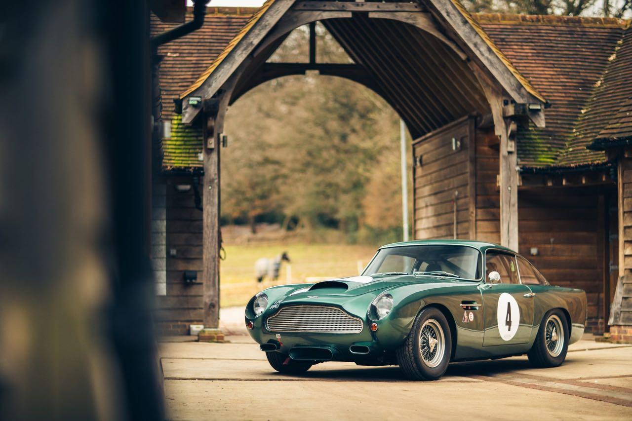 '60 Aston Martin DB4 GT... Chic & Choc ! 1