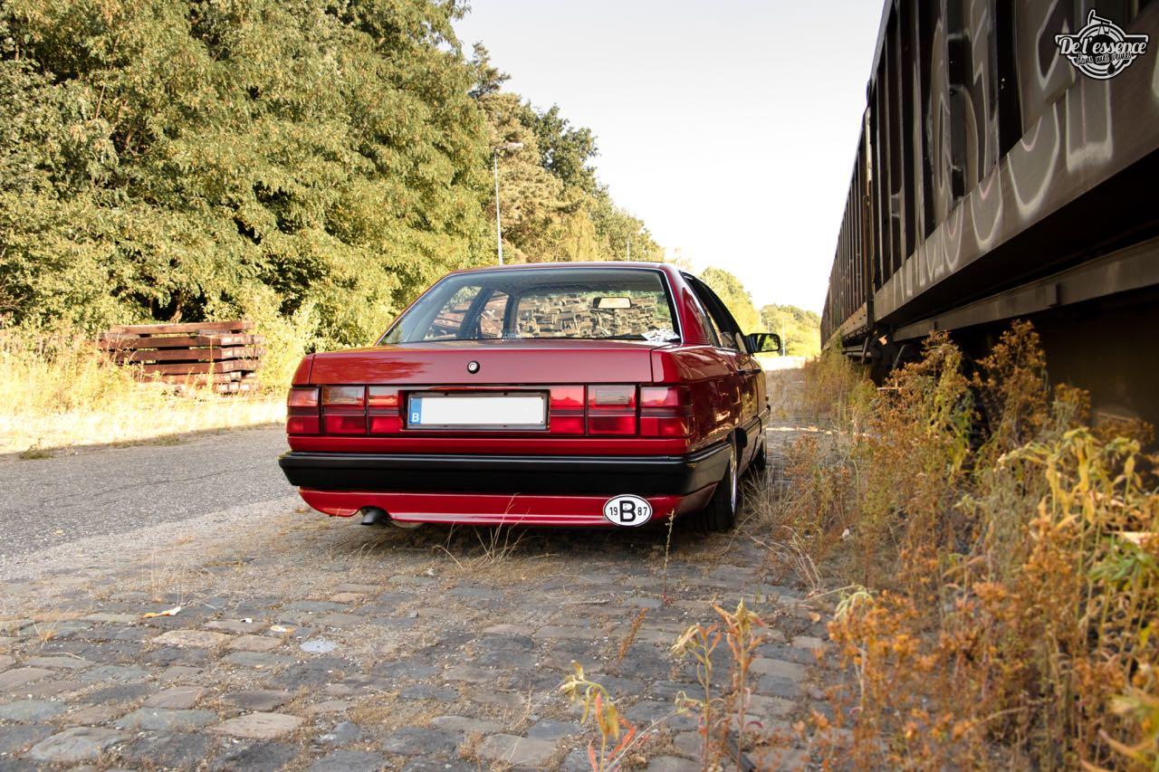 Bagged Audi 100 - Merci Papi ! 35