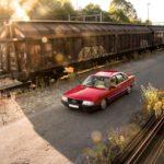 Bagged Audi 100 - Merci Papi ! 54
