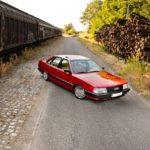Bagged Audi 100 - Merci Papi ! 47
