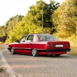 Bagged Audi 100 - Merci Papi ! 48
