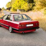Bagged Audi 100 - Merci Papi ! 55