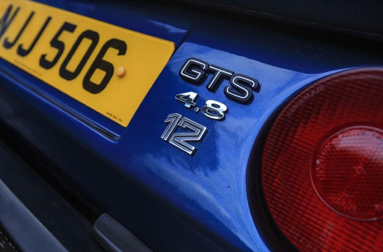 Ferrari 308 GTS... V12 : C'est r'parti ! 4