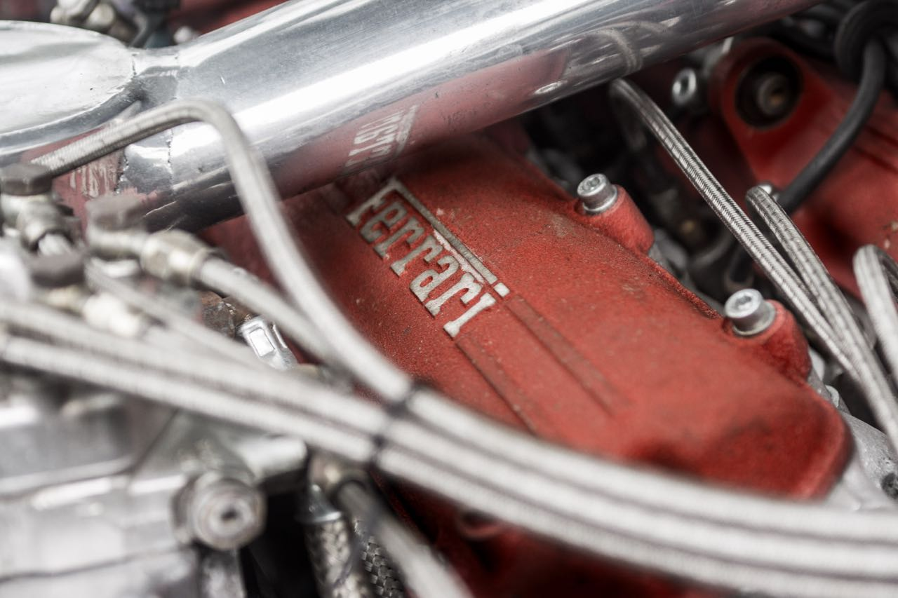 Ferrari 308 GTS... V12 : C'est r'parti ! 5
