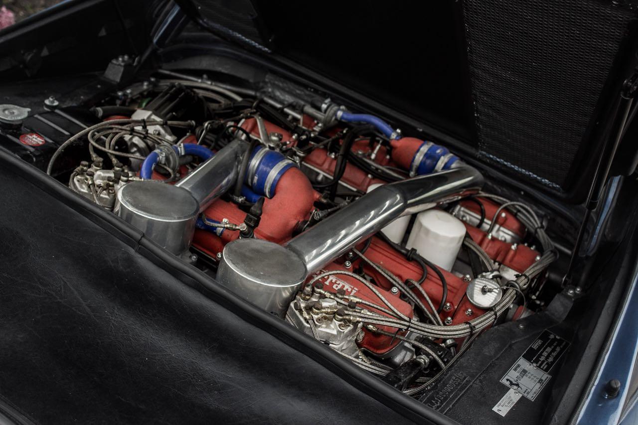 Ferrari 308 GTS... V12 : C'est r'parti ! 9