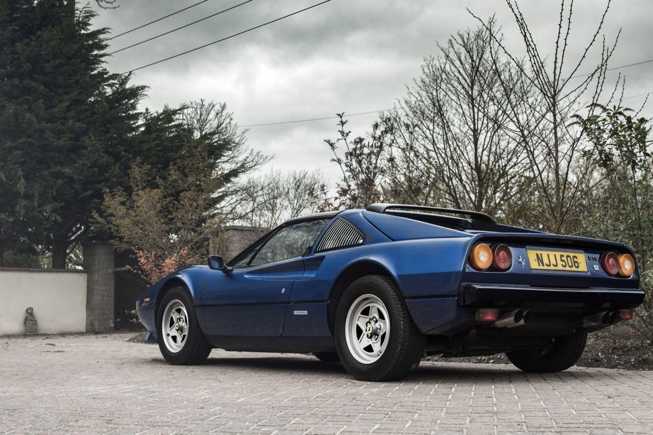 Ferrari 308 GTS... V12 : C'est r'parti ! 18