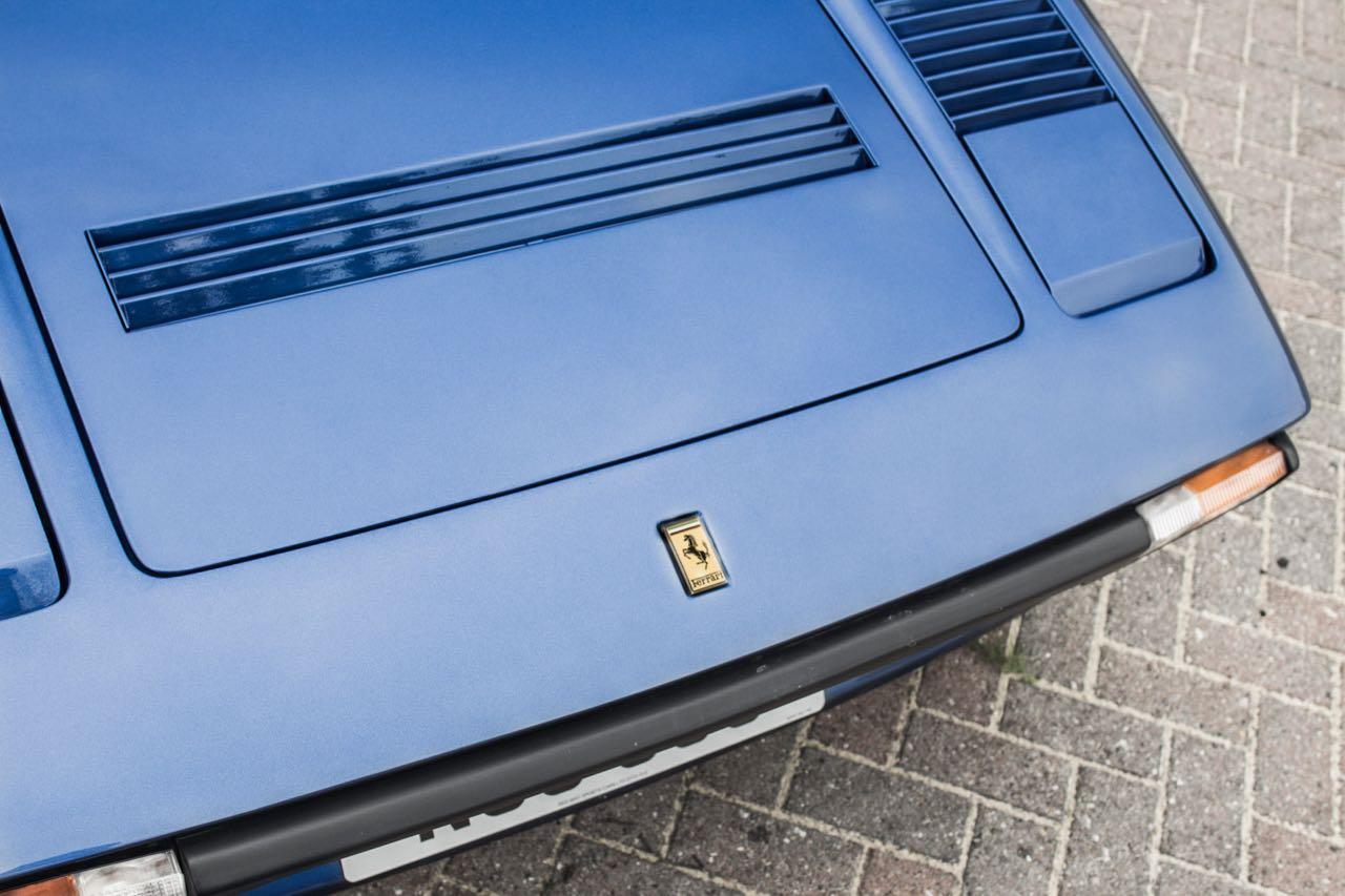 Ferrari 308 GTS... V12 : C'est r'parti ! 17