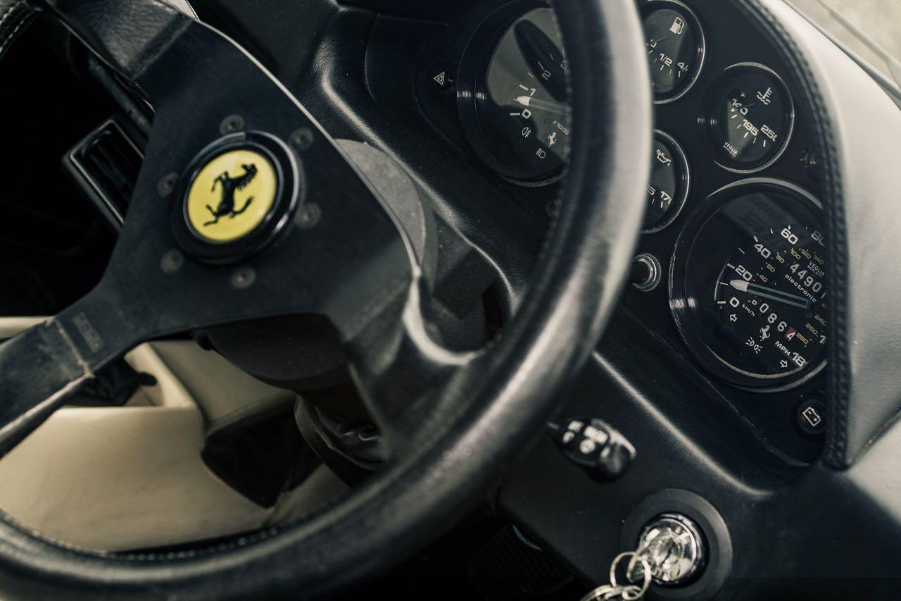 Ferrari 308 GTS... V12 : C'est r'parti ! 6