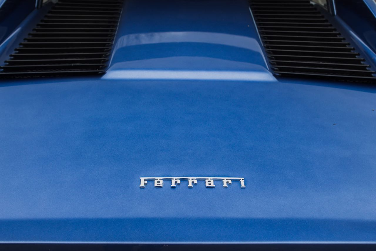 Ferrari 308 GTS... V12 : C'est r'parti ! 13