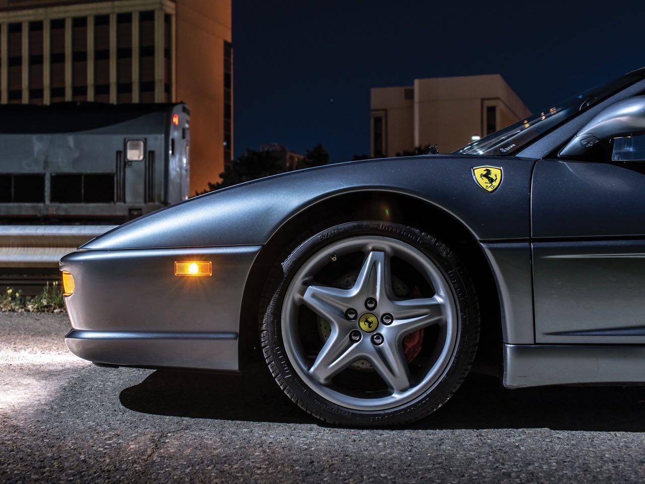 Ferrari F355 Serie Fiorano : 50% Challenge - 50% Berlinette... 100% Spider ! 5