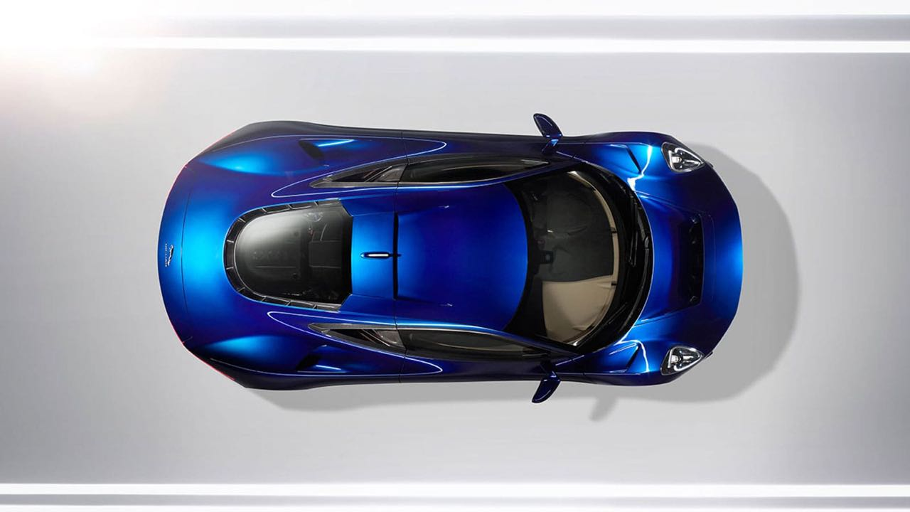 Jaguar C-X75... Star de ciné ! 8