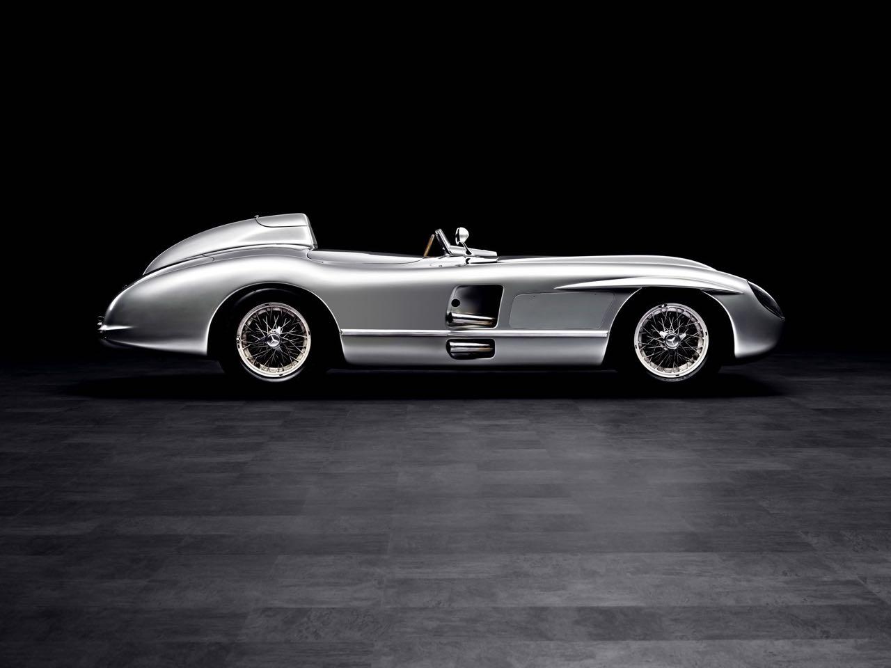 Mercedes 300 SLR... Un R qui change tout ! 4