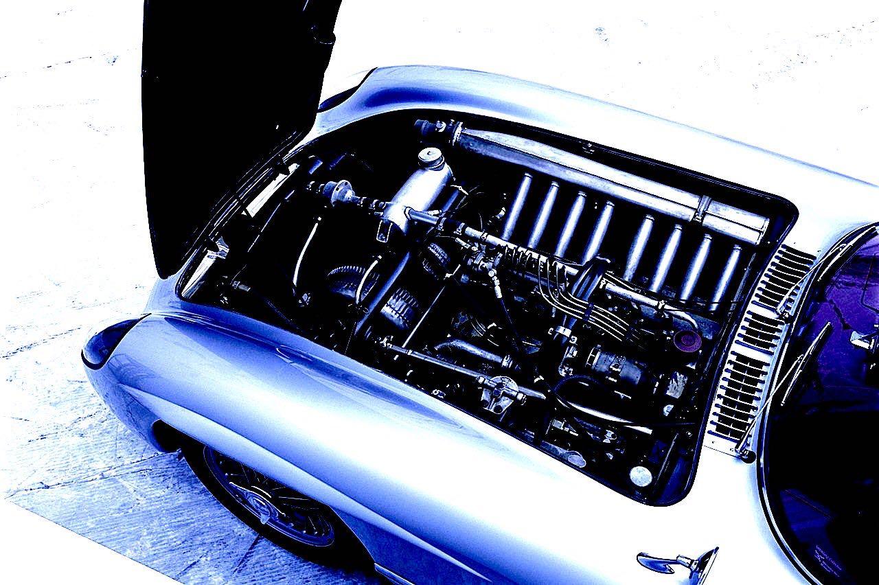 Mercedes 300 SLR... Un R qui change tout ! 9