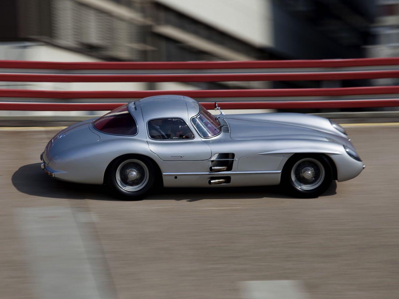Mercedes 300 SLR... Un R qui change tout ! 42