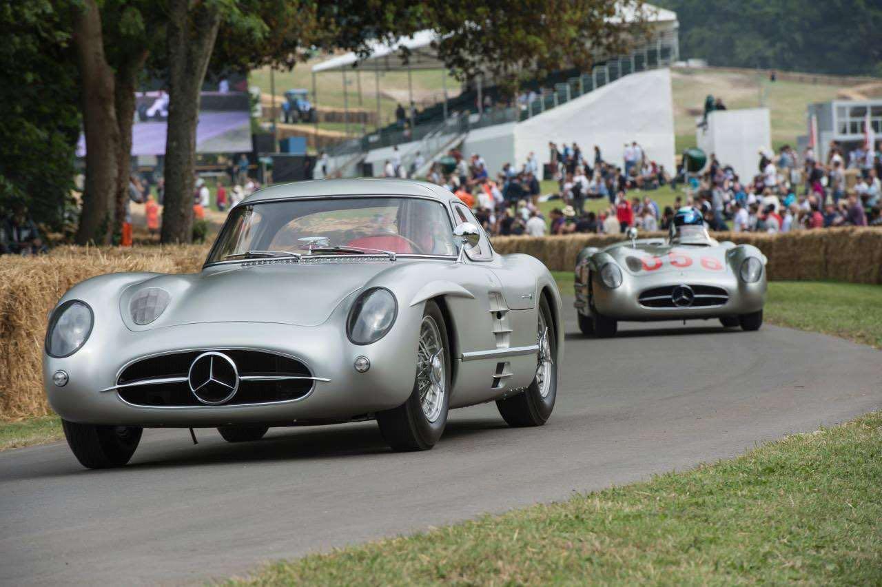 Mercedes 300 SLR... Un R qui change tout ! 36