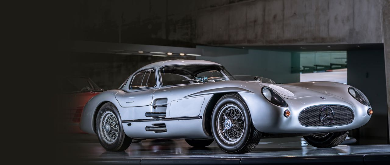 Mercedes 300 SLR... Un R qui change tout ! 46