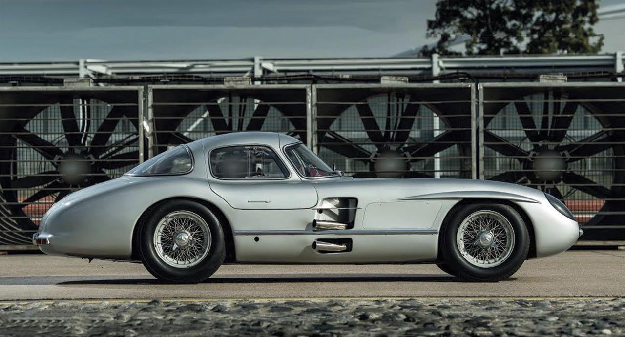 Mercedes 300 SLR... Un R qui change tout ! 45