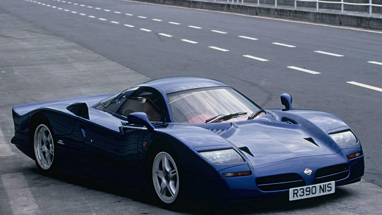 Nissan R390 GT1... La meilleure ! 20