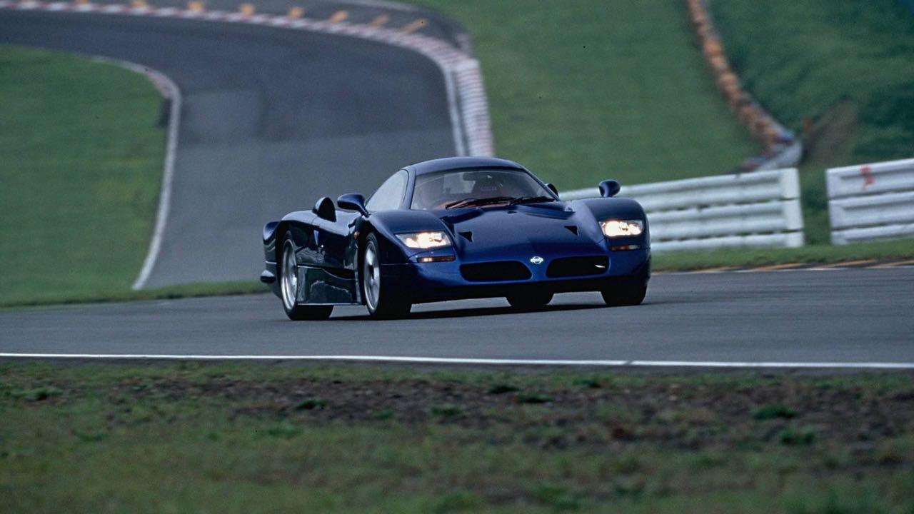 Nissan R390 GT1... La meilleure ! 4