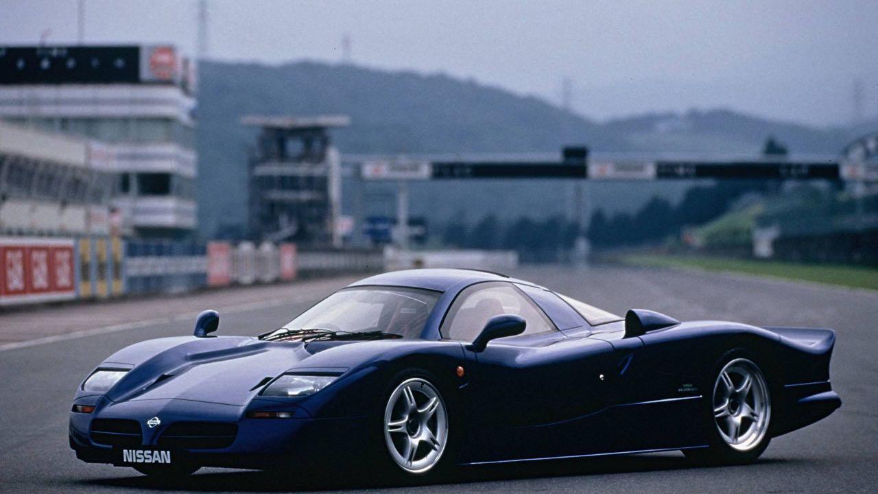 Nissan R390 GT1... La meilleure ! 7