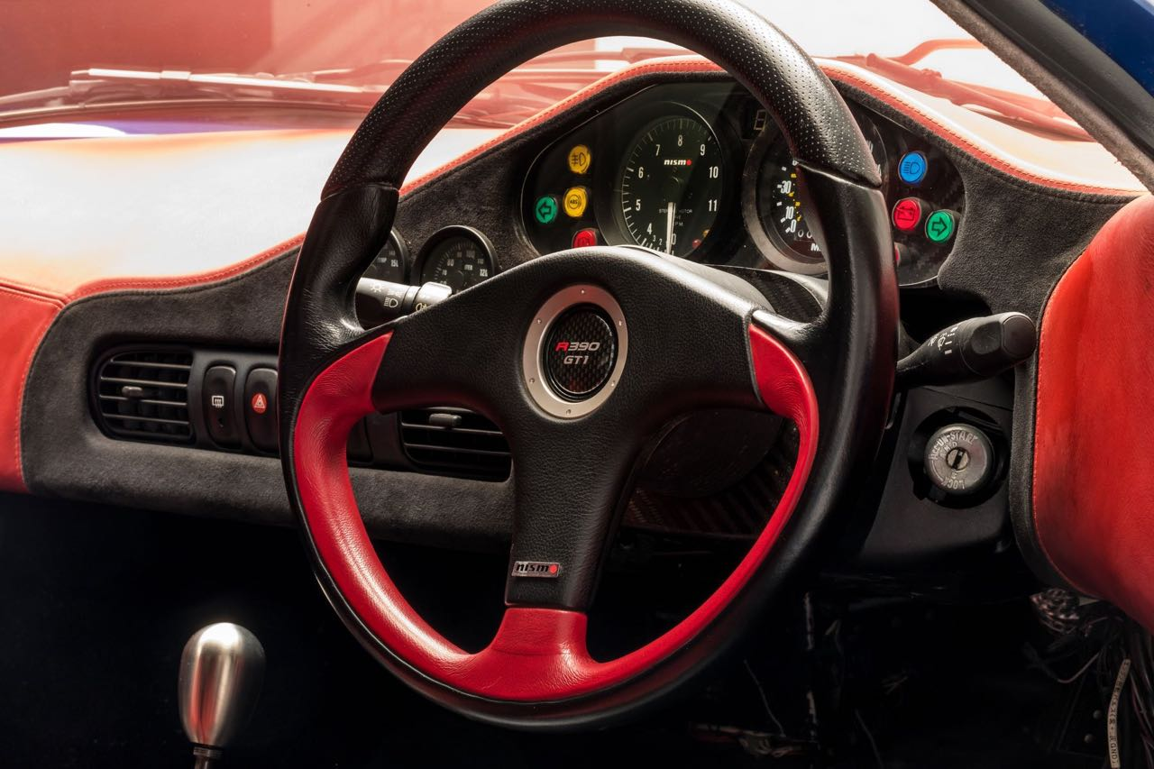 Nissan R390 GT1... La meilleure ! 16