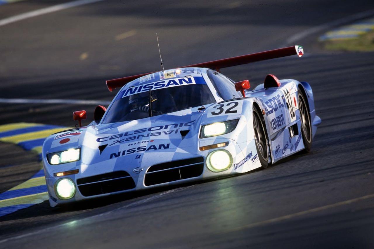 Nissan R390 GT1... La meilleure ! 19