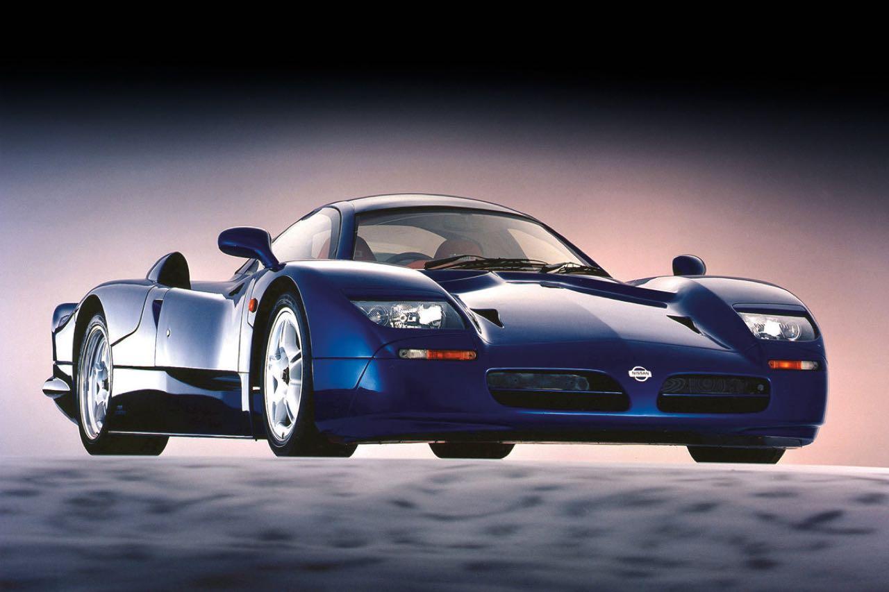Nissan R390 GT1... La meilleure ! 9