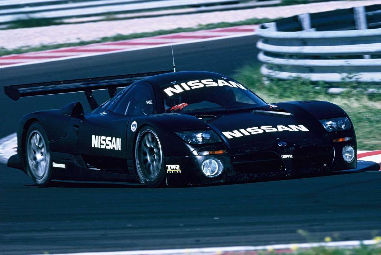 Nissan R390 GT1... La meilleure ! 14